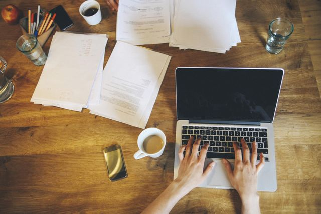 Home working for lawyers – some practical considerations featured image