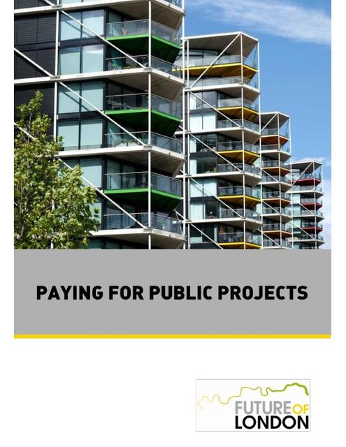 """""""PAYING FOR IT"""" - OUR WORK WITH FUTURE OF LONDON featured image"""