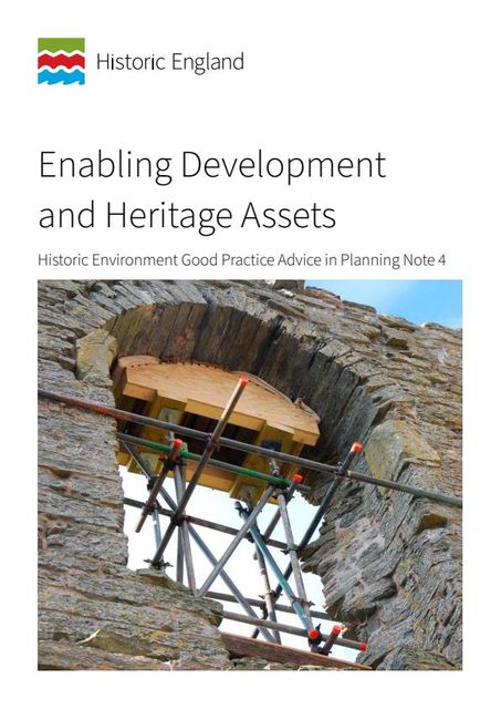 HERITAGE & VIABILITY - A HOLISTIC VIEW ON ENABLING DEVELOPMENT featured image