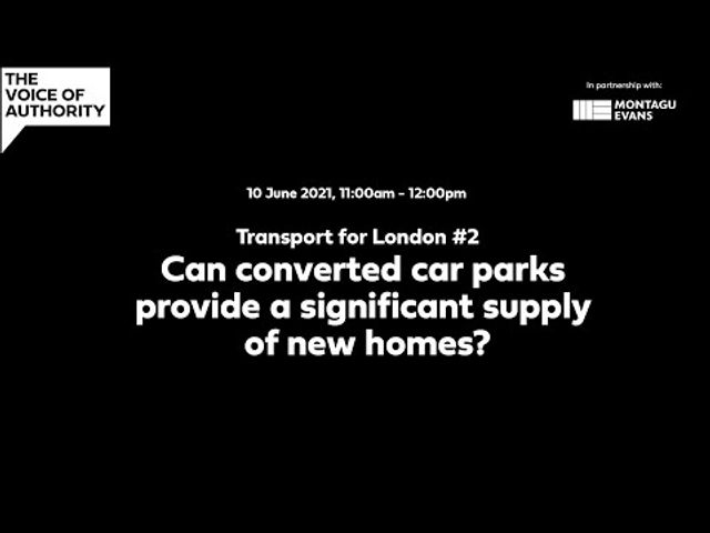 THE FUTURE OF CAR PARKS WITH NETWORK RAIL AND TFL featured image