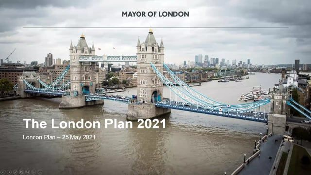 THE NEW LONDON PLAN WEBINAR featured image