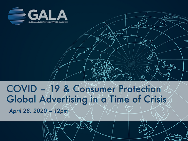 COVID-19 & Consumer Protection -- Global Advertising in a Time of Crisis featured image