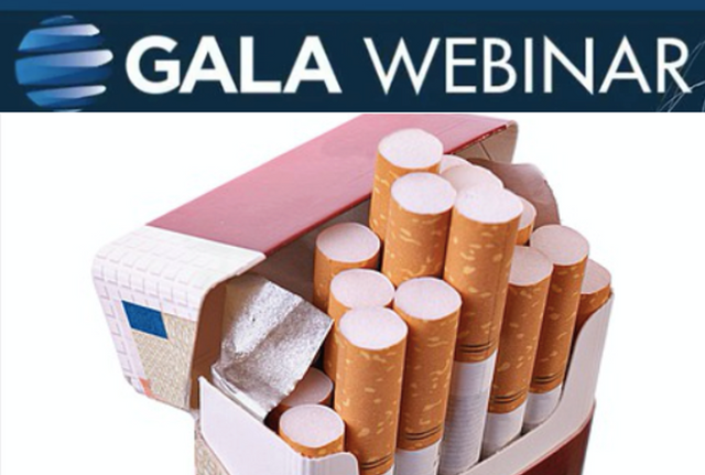 GALA Webinar: The Global Legal Challenges of Plain Packaging featured image