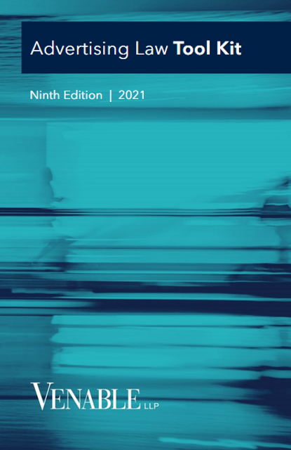 2021 Advertising Law Tool Kit featured image