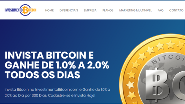 INVEST IN BITCOIN AND EARN 1% TO 2% PER DAY FOR 300 DAYS featured image