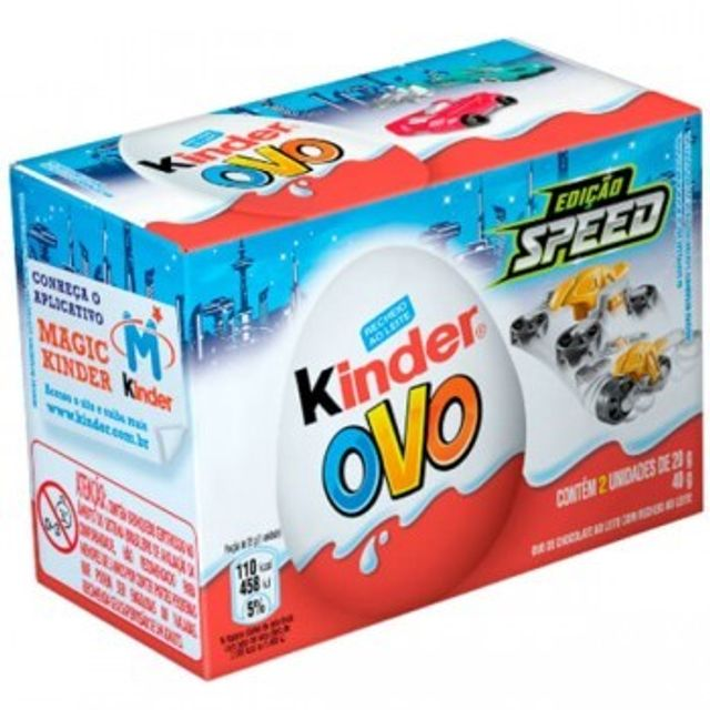 MISLEADING ADVERTISEMENT ON KINDER EGG'S PACKAGING featured image