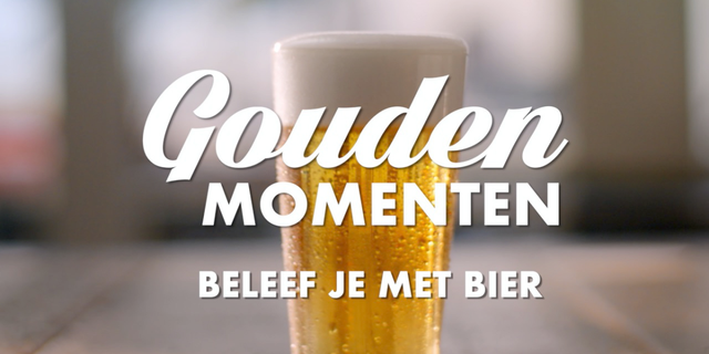 Golden Moments Are Experienced With Beer featured image