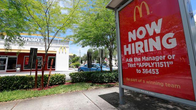 Alexa  - I want a job at McDonalds featured image