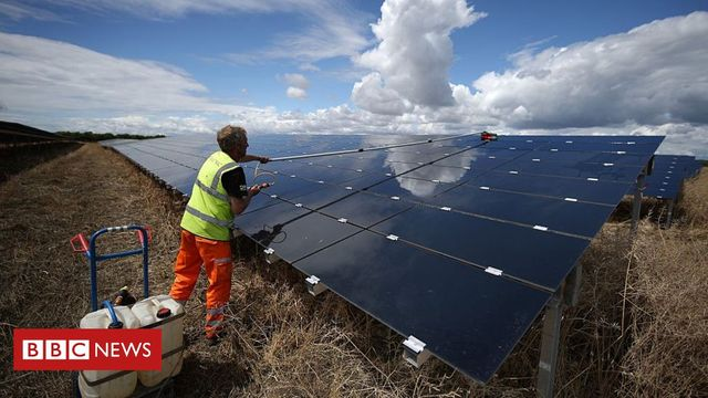 Climate change: UK government to commit to 2050 target featured image