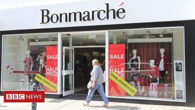 Is it bon voyage to Bonmarché? featured image