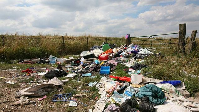 40% rise in fly-tipping, agriculture and private land owners beware featured image