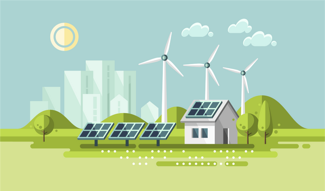 Heartening infographic on UK solar capacity featured image