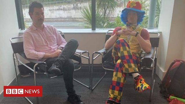 Clowning around featured image