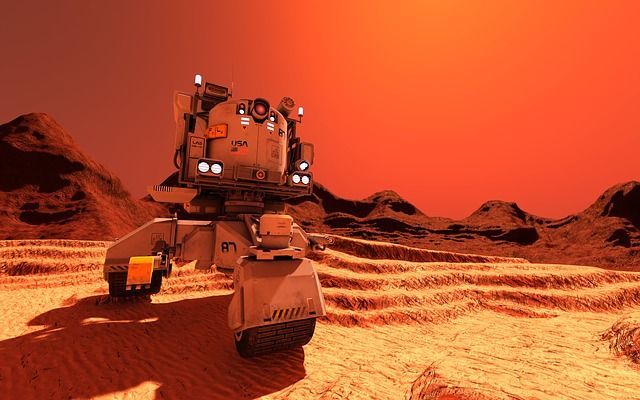 What will we eat on Mars? featured image