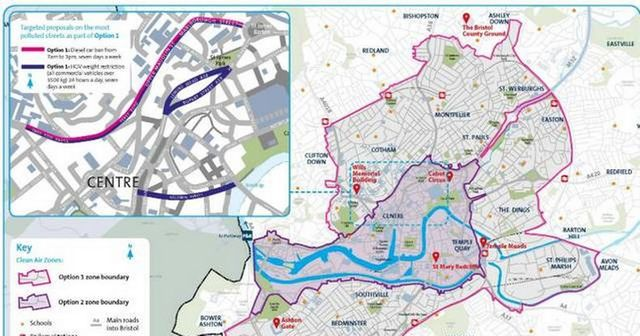 Congestion Charge for Bristol? featured image