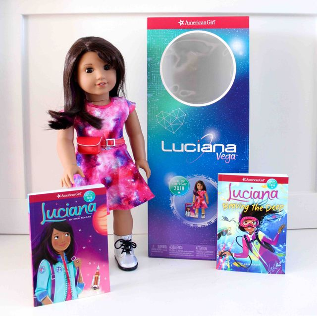 """""""Celebrity Astronomer"""" Sues Over American Girl Doll featured image"""