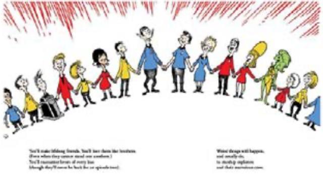 Dr. Seuss/Star Trek Mash-Up Not Fair Use, Ninth Circuit Rules featured image