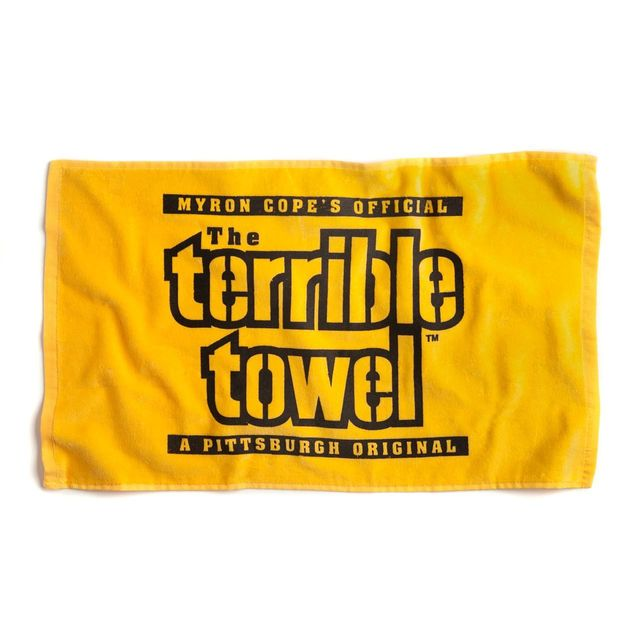 The Terrible Towel Is A Formidable Foe: Steelers' Licensor Sues Maker of Terrible Masks featured image
