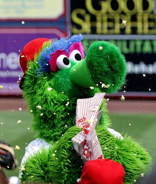 Has the Phillie Phanatic Been Saved From Free Agency? featured image
