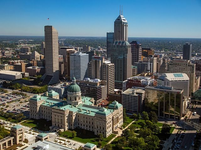 For Purportedly De Minimis Copyright Use of Indianapolis Skyline Photo, Size and Quality Matters featured image
