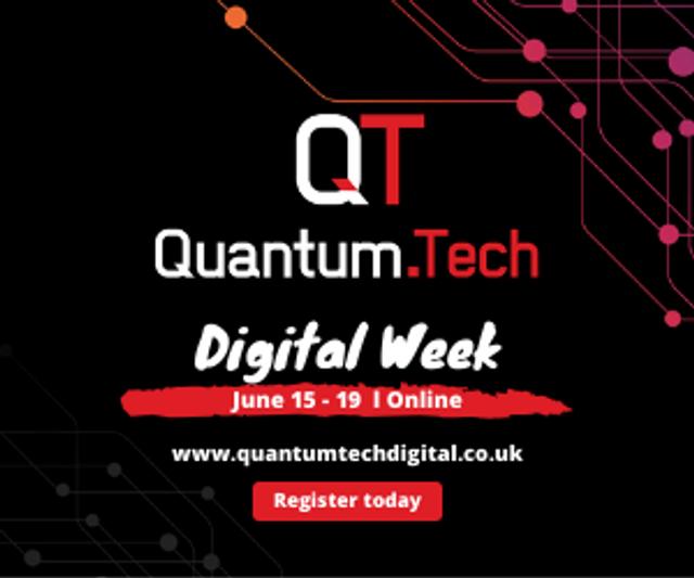 EVENT: Quantum.Tech Digital Week featured image