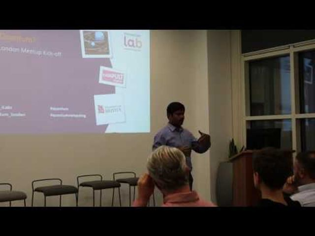 Quantum London video series - Dr. Natarajan Venkatachalam featured image