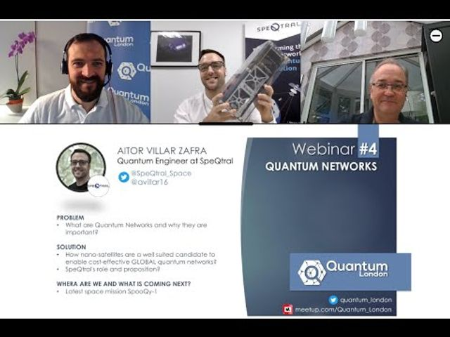 Webinar #3 - Aitor Villar of SpeQtral featured image