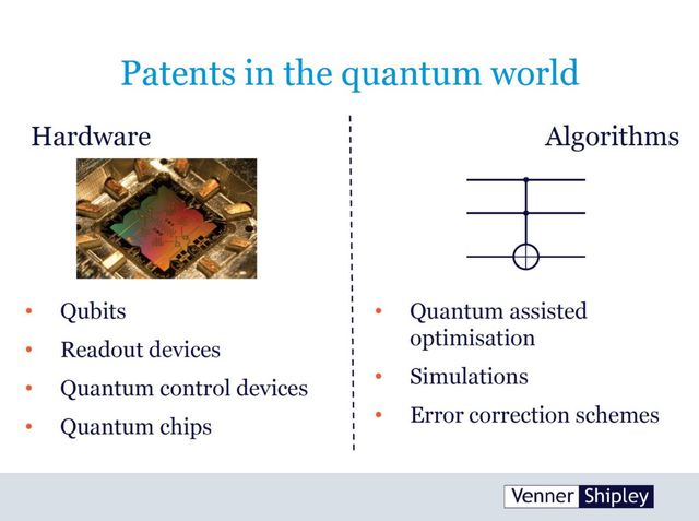 Patent Protection for Quantum Technologies featured image