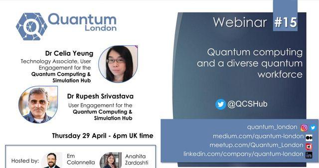 Quantum Computing and a diverse quantum workforce featured image
