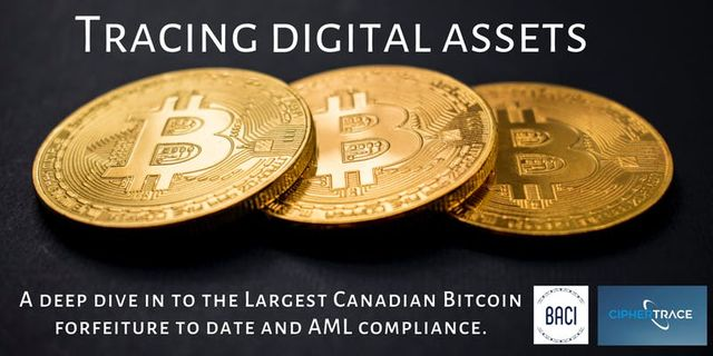 Blockchain Association of the Cayman Islands: Seminar on Tracing Digital Assets - 11 September 2019 featured image