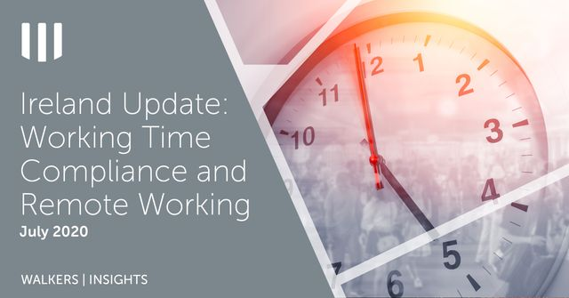 Working Time Compliance and Remote Working featured image