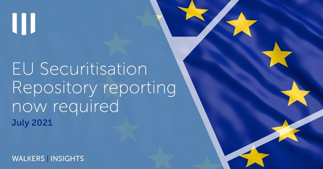 EU Securitisation Repository reporting now required featured image