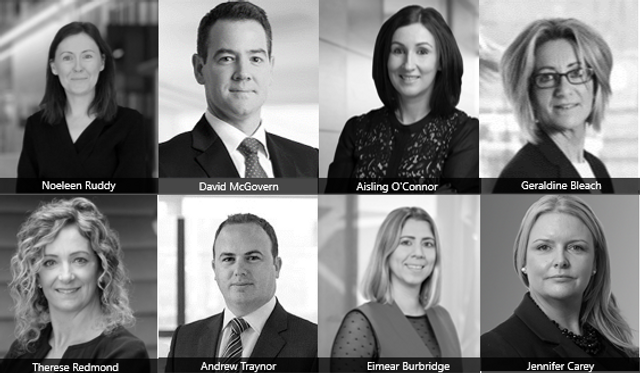 Walkers Ireland LLP Applauds Eight Individuals During Long Service Awards featured image