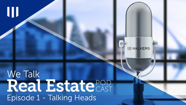 We Talk Real Estate: Episode 1 - Talking Heads featured image