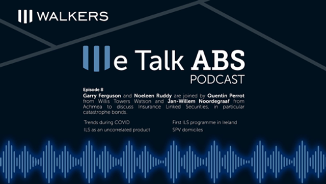 We Talk ABS: Episode 8 - Garry Ferguson and Noeleen Ruddy are joined by Quentin Perrot of Willis Towers Watson and Jan-Willem Noordegraaf of Achmea featured image