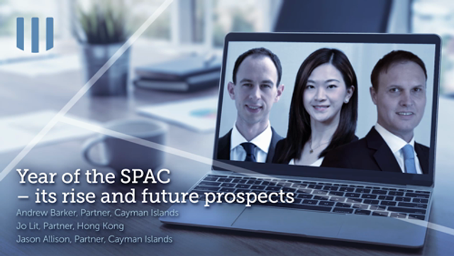 Year of the SPAC - its rise and future prospects featured image