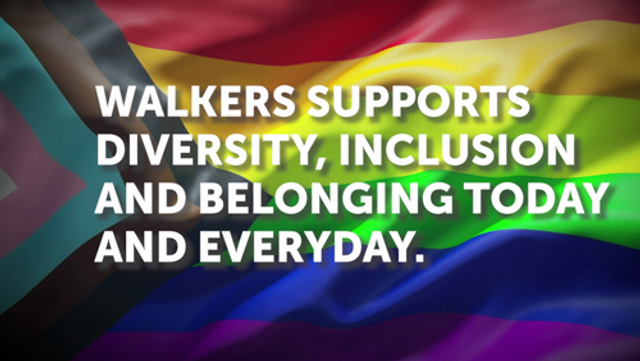 Ireland update - PRIDE Month at Walkers featured image