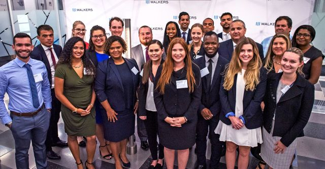 Walkers Cayman celebrates legal training programme with alumni evening featured image