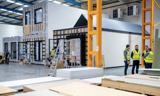Homes England announces study into modern methods of construction featured image