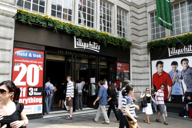 Whiter than white?  Lillywhites look to test their rent liabilities featured image