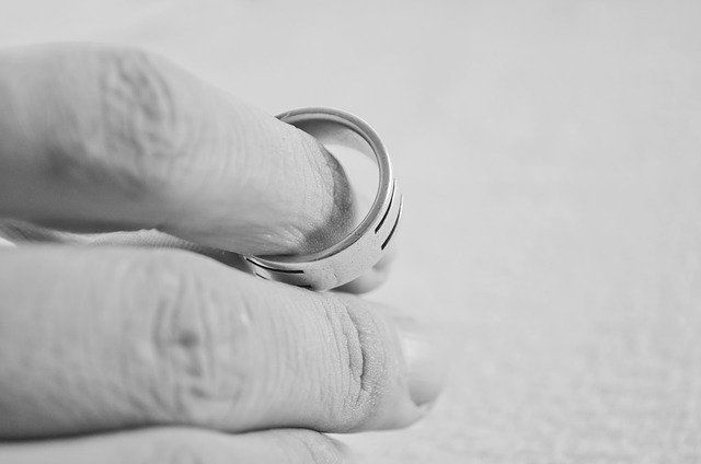 Divorce can feel like a death, but what happens if the person you are divorcing actually passes away? featured image