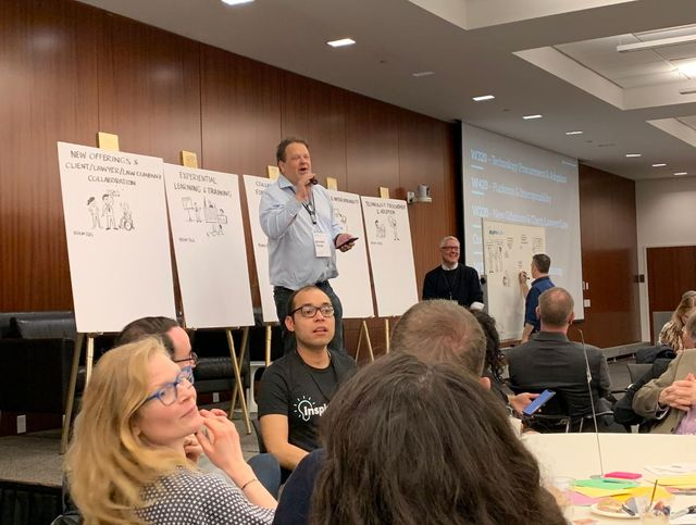 Collaboration in legal: notes from Inspire.Legal 2.0 featured image