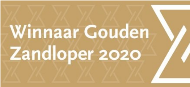 CC Dr@ft awarded the prestigious Gouden Zandloper Innovation (Legal Innovation Golden Hourglass) 2020 featured image