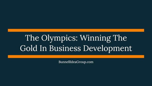 The Olympics: Winning The Gold In Business Development featured image
