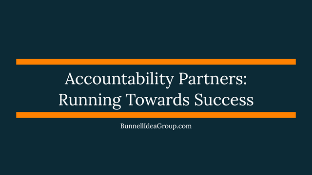 Accountability Partners: Running Towards Success featured image