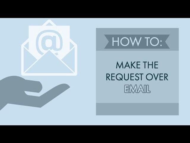 How to make a request over email - the right way featured image