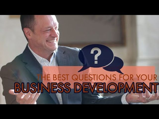 The best questions for your BD featured image