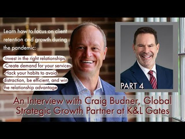 An Interview with Craig Budner - Part 4: Habits featured image