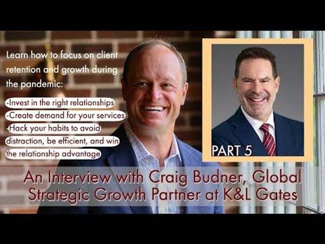 An Interview with Craig Budner - Part 5: Staying Focused and Responding in a Crisis featured image