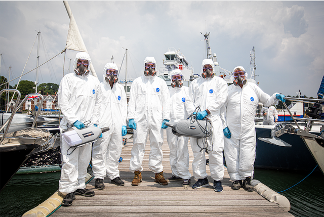 Boat Decontamination Offered featured image